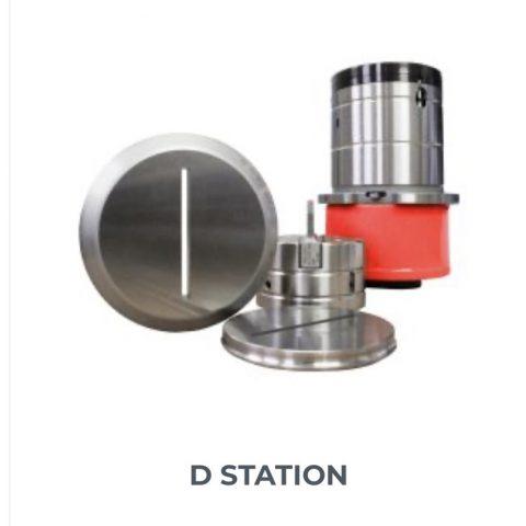 TRẠM D ( D STATION )